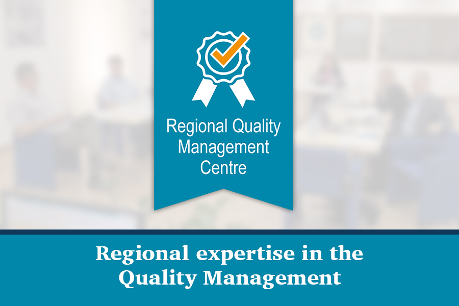 Regional Quality Management Centre
