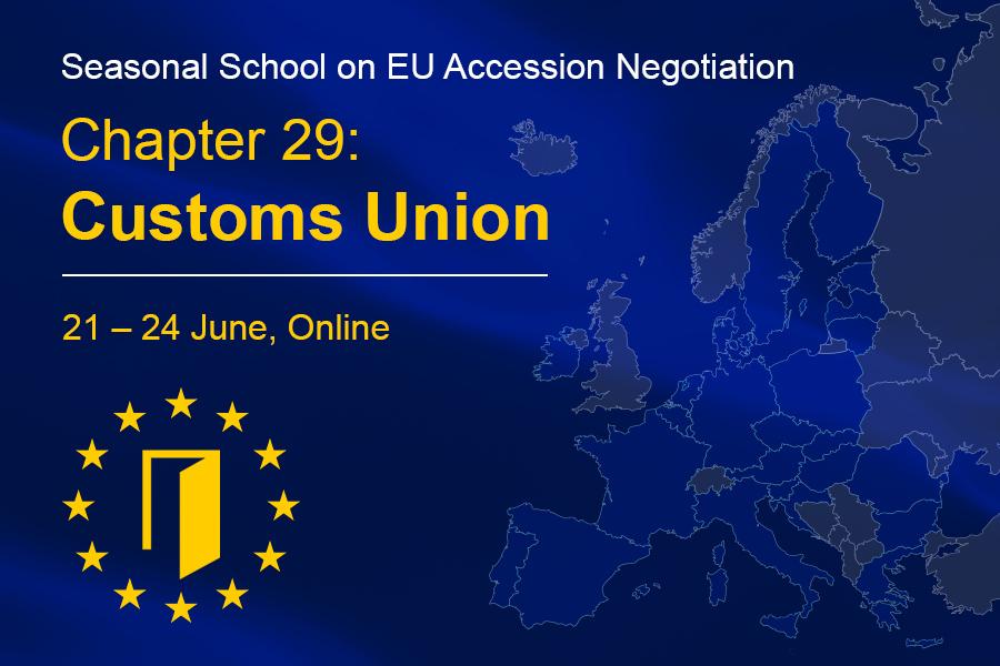 Seasonal School on EU Accession Negotiation – Chapter 29