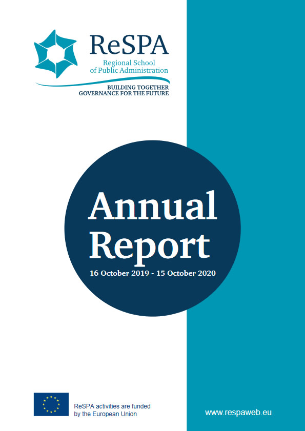 ReSPA Annual Report 2020