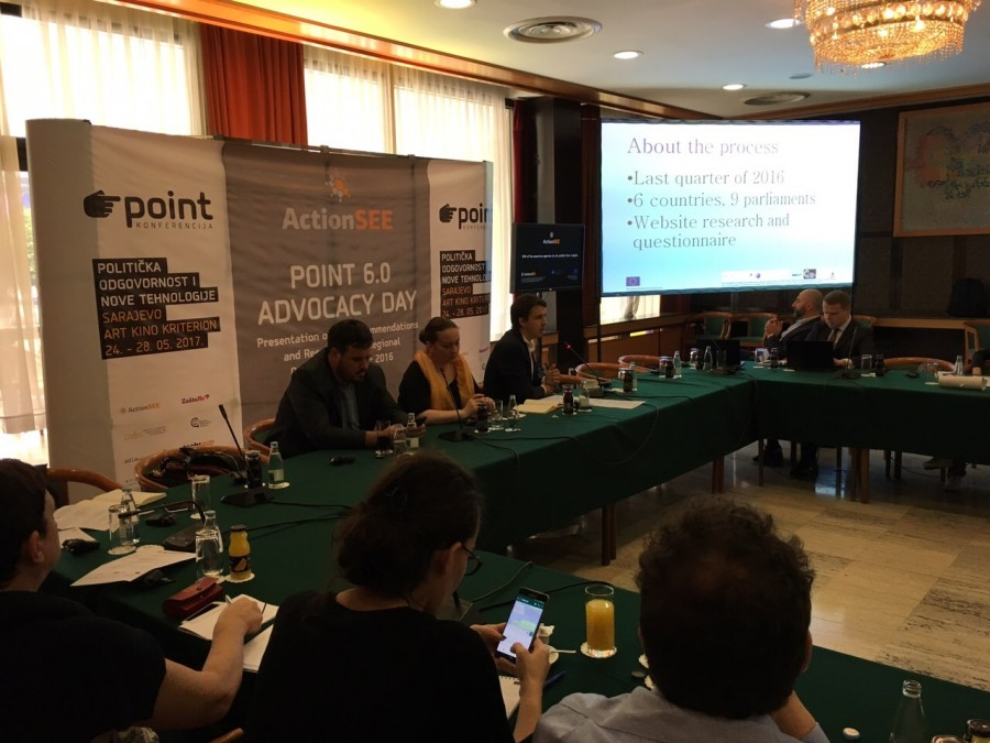 ReSPA participates at the OGP meeting in Sarajevo 3.jpg