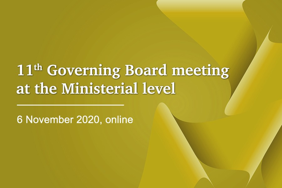 The 11th ReSPA Governing Board meeting at the Ministerial level