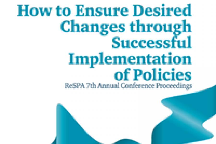 7th ReSPA Annual Conference
