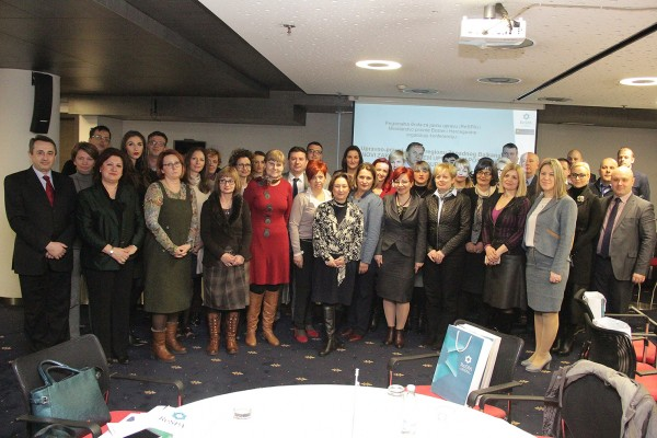Conference on Administrative Legal Framework in Western Balkans held in Sarajevo on 21-22 February 2017