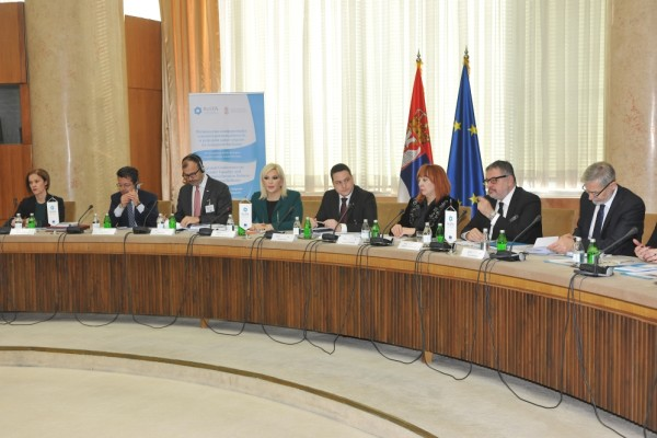 Regional Conference on Gender Equality and Public Administration Reform in Western Balkans