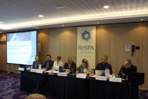 ReSPA Presents its Tangible Results in Brussels