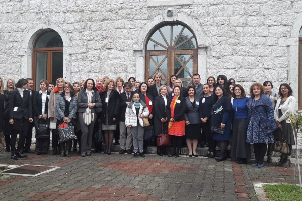 Regional Conference: Measuring Gender Equality in the Western Balkans