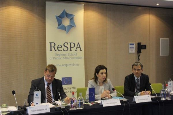 ReSPA's Director commits to continue the mission
