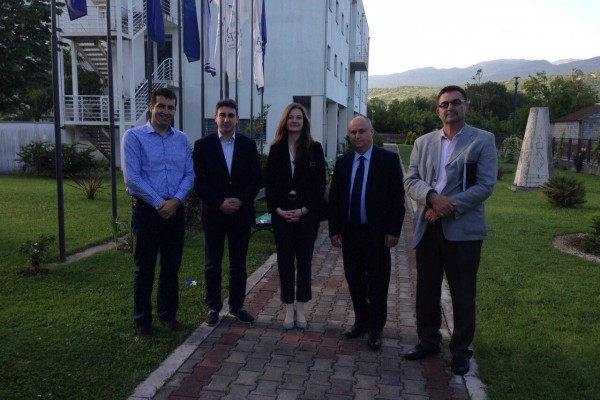 ENA's experts visited ReSPA