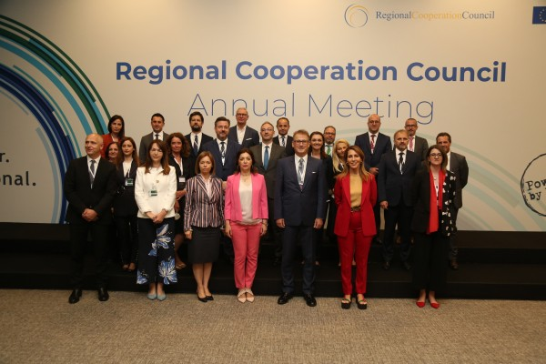 Sekulović: ReSPA and RCC are good partners and collaborators in making the Western Balkans region more ...