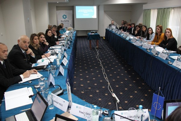 Seventh Meeting of the Public Administration Reform (PAR) Network