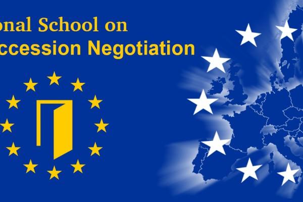 Seasonal School on EU Accession Negotiation Banner
