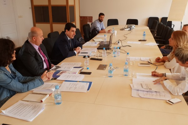10th Meeting of the Programme Committee on European Integration held in Sarajevo