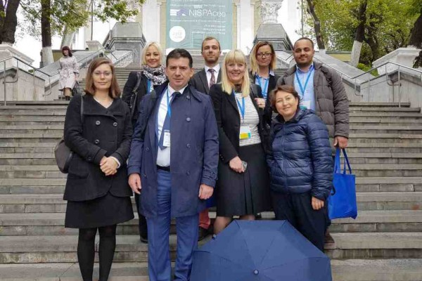 ReSPA Representatives at NISPAcee Annual Conference in Kazan
