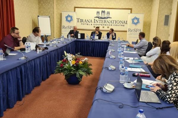 Regional Workshop on presentation of the Practical RIA Package