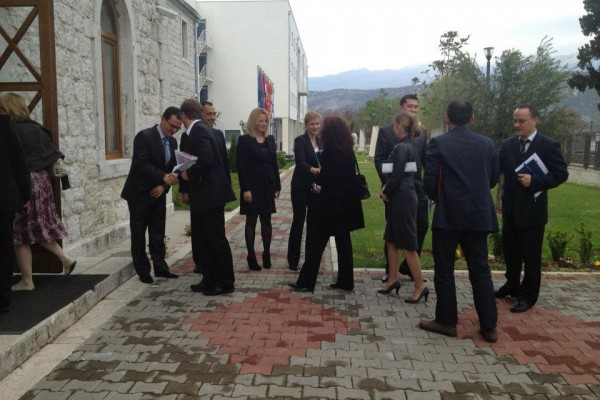 Members of the EU Parliament visit ReSPA 02.jpg