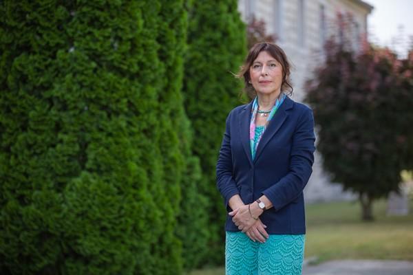 Ms. Olivera Damjanovic