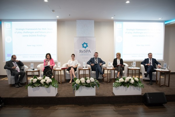 Ministerial Conference: Good Governance in the Western Balkans
