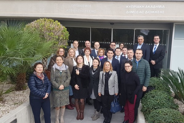 ReSPA Workshop on Structured Democratic Dialogue in Cyprus Academy for Public Administration