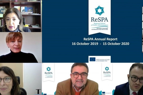 ReSPA Programme Committee meeting