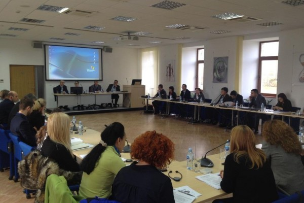 The World Bank in cooperation with European Commission organized in the ReSPA premises the Conference about the Civil Service in Western Balkans from 23rd – 24th January 2014
