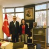 ReSPA Director Ms Ratka Sekulovic met with Ambassador of Turkey to Montenegro H.E. Mr Serhat Galip