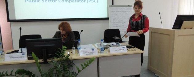 Workshop on Public – Private Partnerships